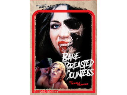 Bare Breasted Countess (DVD)