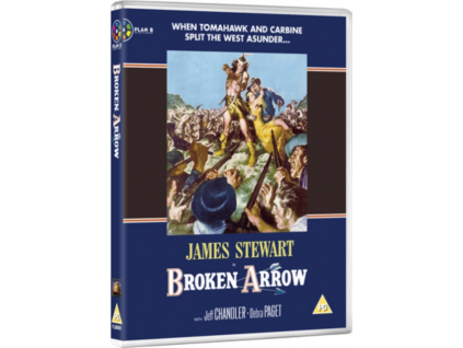 Broken Arrow (Blu-ray + DVD)