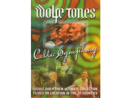 WOLFE TONES - Celtic Symphony (DVD)