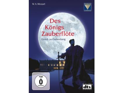 GUTTENBERG / KLANGVERWALTUNG - Wolfgang Amadeus Mozart: Des Konigs Zauberflote (the Kings Magic Flute) (DVD)