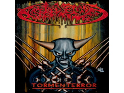 ANTIDEMON - Tormenterror (DVD)
