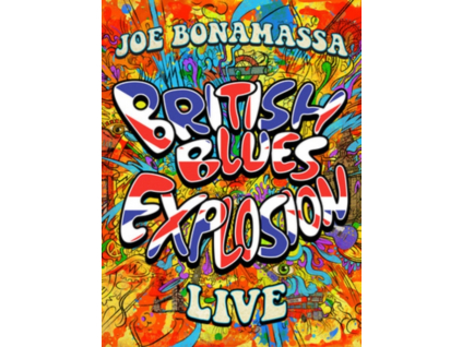 JOE BONAMASSA - British Blues Explosion Live (DVD)
