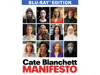 Manifesto (USA Import) (Blu-ray)