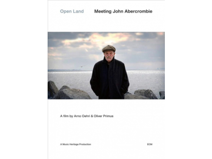 JOHN ABERCROMBIE - Open Land: Meeting John Abercrombie (DVD)