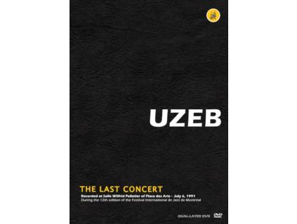 UZEB - The Last Concert (DVD)