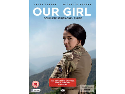 Our Girl -Complete Series 1-3 (DVD)