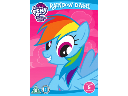 My Little Pony - A Dash Of Awesome (DVD)
