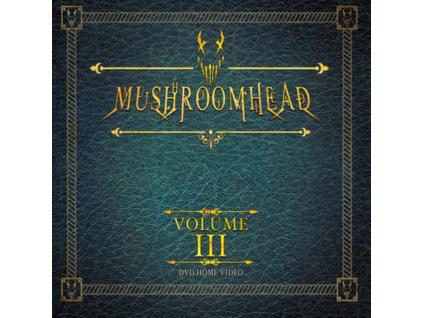 MUSHROOMHEAD - Volume Iii (DVD)