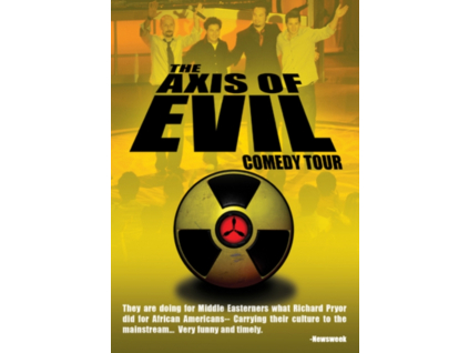 The Axis Of Evil Comedy Tour (DVD)