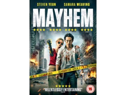 Mayhem (DVD)