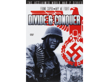FRANK CAPRA - Frank Capra - Divide And Conquer (1943) (DVD)