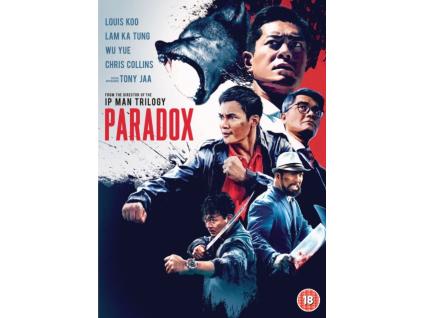 Paradox (DVD) [2018]