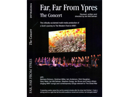 VARIOUS ARTISTS - Far. Far From Ypres - The Concert (DVD)