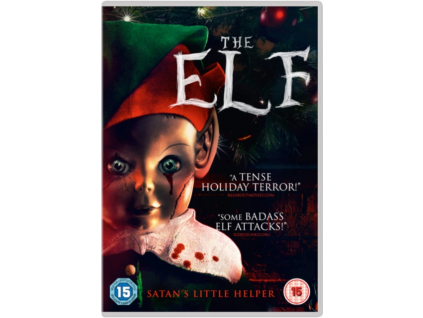 Elf - Satans Little Helper. The (DVD)