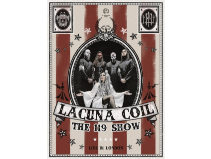 LACUNA COIL - The 119 Show - Live In London (Blu-ray + DVD)