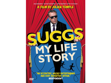 SUGGS - My Life Story (DVD)