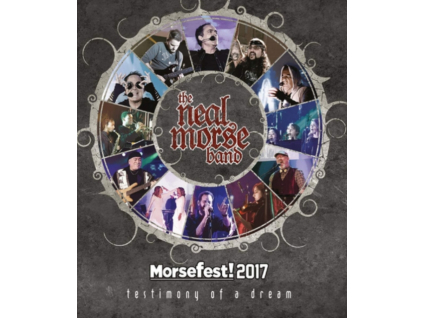 NEAL MORSE BAND - Morsefest 2017: The Testimony Of A Dream (Blu-ray)