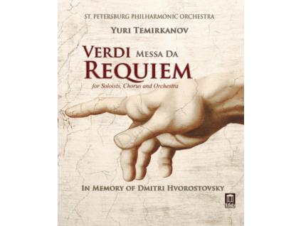 VARIOUS ARTISTS - Verdi: Messa Da Requiem (Blu-ray + DVD)