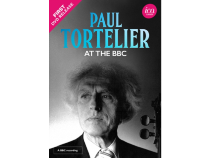 PAUL TORTELIER - Paul Tortelier At The Bbc (DVD)