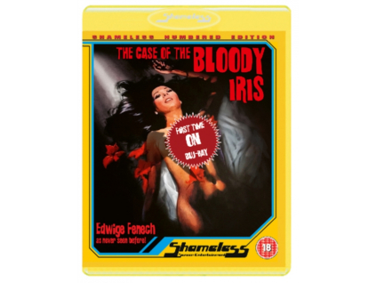 Case Of The Bloody Iris. The (Blu-ray)