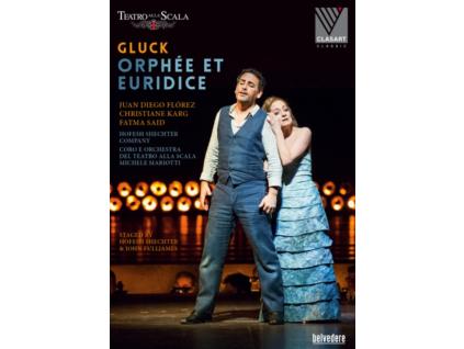 SCHECHTER / FULLJAMES - Willibald Gluck: Orphee Et Euridice (DVD)