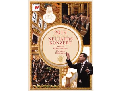 THIELEMANN/WIENER - Neujahrskonzert 2019 / New Years Concert 2019 (DVD)