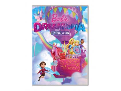 Barbie Dreamtopia: Festival Of Fun (DVD)