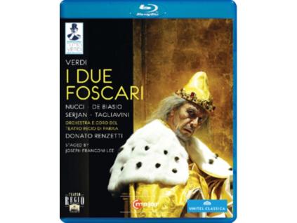 Verdi. I Due Foscari Opera (USA Import) (Blu-ray)
