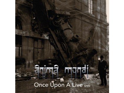 ANIMA MUNDI - Once Upon A Live (DVD)