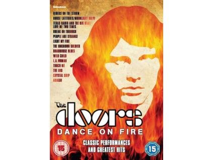The Doors - Dance On Fire (DVD)