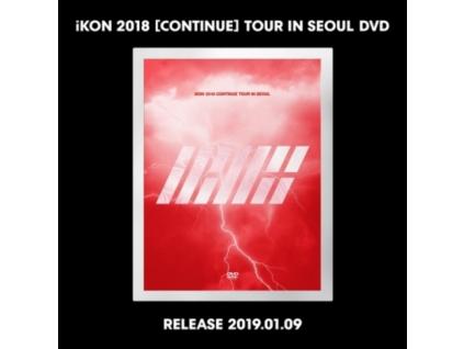 IKON - Ikon 2018 (Continue) Tour In Seoul (DVD)