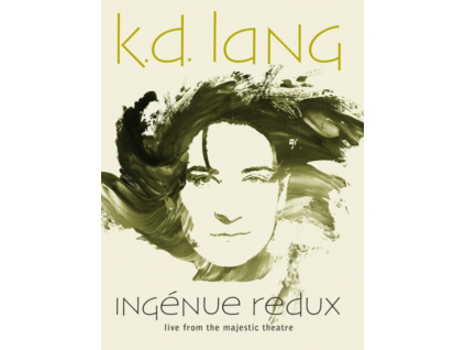 K.D. LANG - Ingenue Redux - Live From The Majestic Theatre (Blu-ray)