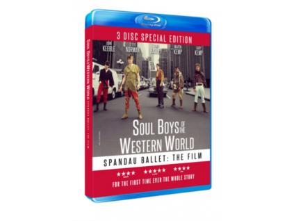 SPANDAU BALLET - Spandau Ballet: The Film - Soul Boys Of The Western World (Blu-ray)