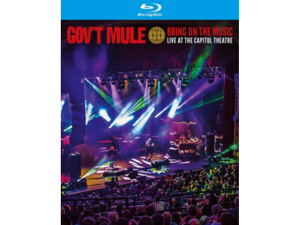 GOVT MULE - Bring On The Music - Live At The Capitol Theatre (Blu-ray)