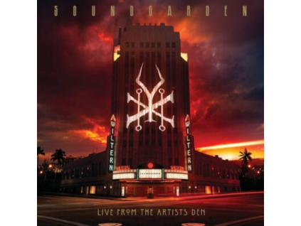 SOUNDGARDEN - Live From The Artists Den (Blu-ray)