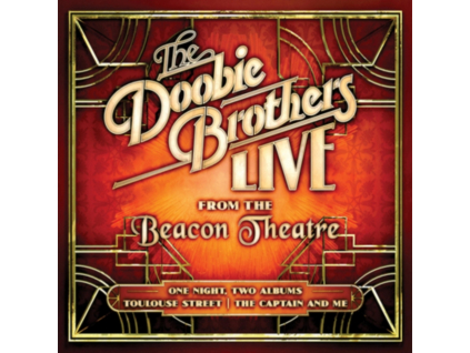 DOOBIE BROTHERS - Live From The Beacon Theatre (Blu-ray)
