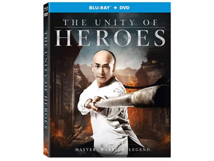 Unity Of Heroes (USA Import) (Blu-ray + DVD)