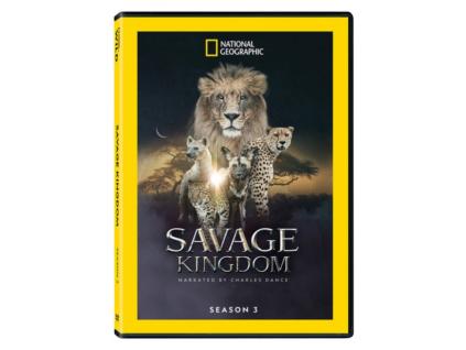 Savage Kingdom: Narrated By Charles Dance Season 3 (USA Import) (DVD)