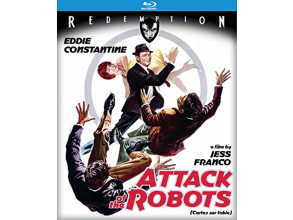 Attack Of The Robots (USA Import) (Blu-ray)