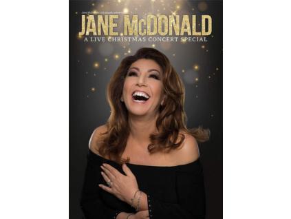 JANE MCDONALD - A Live Christmas Concert Special (DVD)