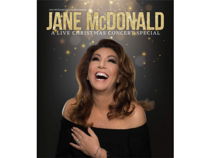 JANE MCDONALD - A Live Christmas Concert Special (Blu-ray)