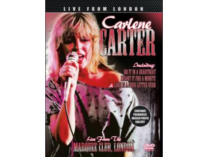 CARLENE CARTER - Live From London (DVD)