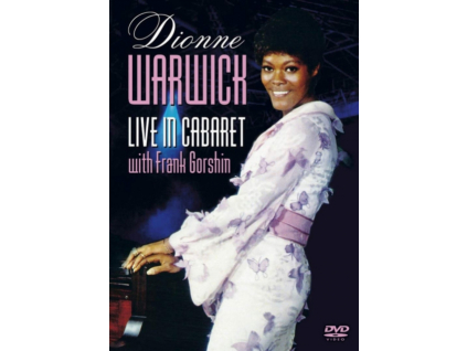 DIONNE WARWICK - Live In Cabaret With Frank Gorshin (DVD)