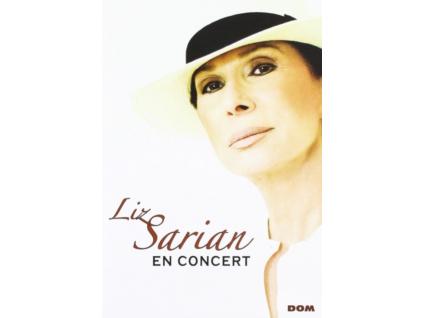 LIZ SARIAN - En Concert (DVD)