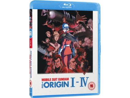 Mobile Suit Gundam The Origin I-Iv (Blu-ray)