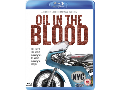 Oil In The Blood (Blu-ray)