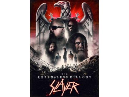 SLAYER - The Repentless Killogy (Amaray In Ocard) (Blu-ray)