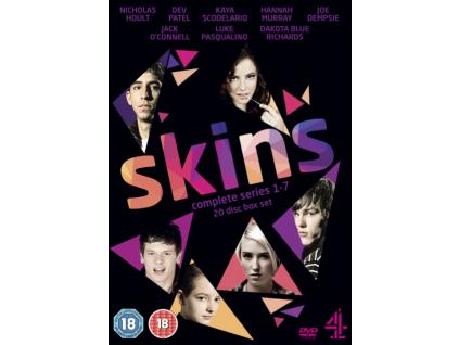 Skins: Series 1-7 (Repackage) (DVD Box Set)