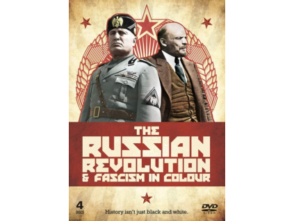 Russian Revolution And Facism In Colour (DVD)