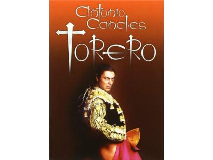 ANTONIO CANALES - Torero (DVD)